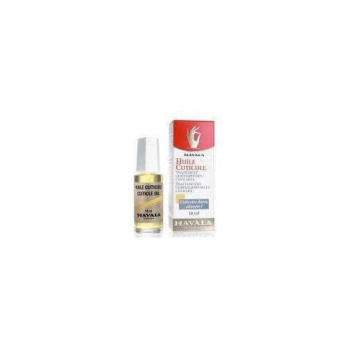 Mavala cuticle oil, pielęgnacyjny olejek do skórek, 10ml (7618900914506)