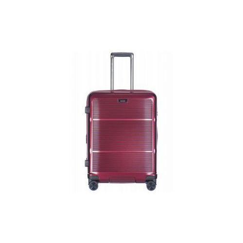 564a70811779f Puccini walizka mała/ kabinowa twarda z kolekcji vienna pc021 4 koła kłódka  tsa 100%