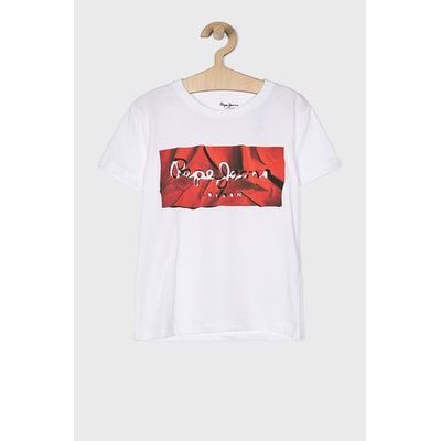 T-shirty dla dzieci Pepe Jeans ANSWEAR.com