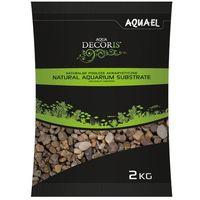 żwir naturalny wielobarwny 5-10 mm 2kg - darmowa dostawa od 95 zł! marki Aquael