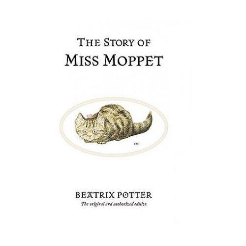 Story of Miss Moppet, oprawa twarda