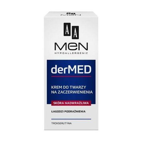 Aa Men dr med face cream anti-redness krem do twarzy na zaczerwienienia 50ml