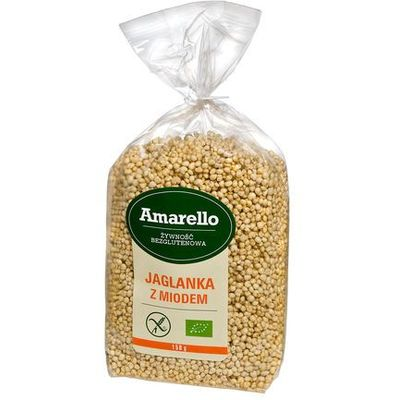 Zdrowa żywność Amarello biogo.pl - tylko natura