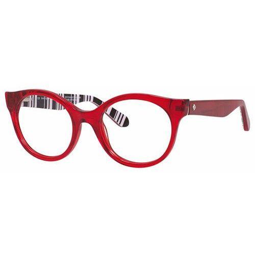 Okulary korekcyjne geralyn 0qhh 00 Kate spade