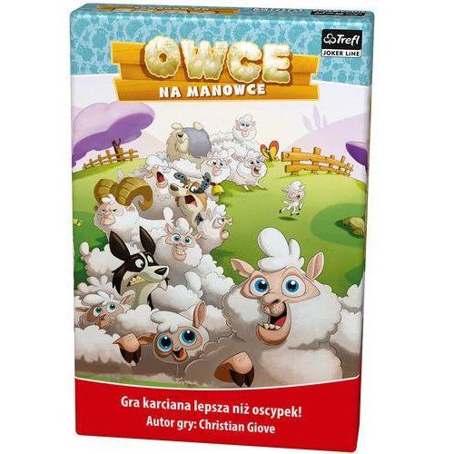 Gra owce na manowce marki Trefl kraków