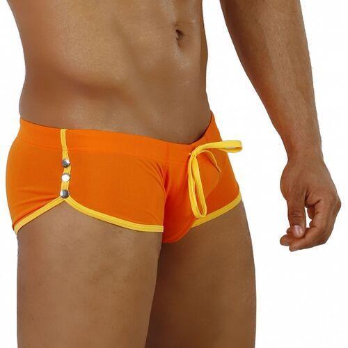 Kąpielówki męskie (Bokserki) Supa! Swim! Orange Buttons, bokserki