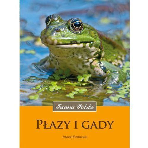 Płazy i gady. Fauna Polski - Klimaszewski Krzysztof (9788377634806)