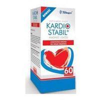 Kardiostabil tabletki na serce układ krążenia - magnez głóg lek na serce 60tabl (5907573304441)
