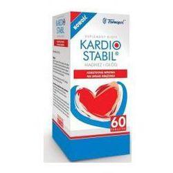 Kardiostabil tabletki na serce układ krążenia - magnez głóg lek na serce 60tabl