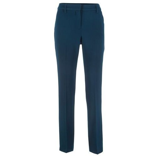 Wygodne dżinsy ze stretchem Boyfriend bonprix niebieski, w 4 rozmiarach