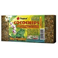 cocochips - kokosowa ściółka do terrarium 4l/500g marki Tropical