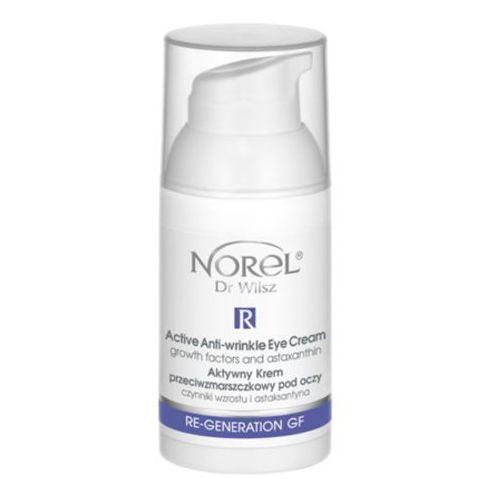 Active anti-wrinkle eye cream aktywny krem przeciwzmarszczkowy pod oczy (pz222) Norel (dr wilsz)