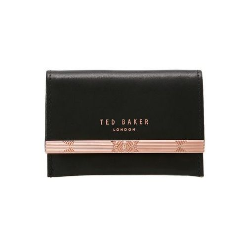 Ted Baker NICCOLE CONSORTINA CREDIT CARD HOLDER Portfel black, 143148