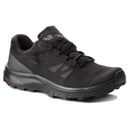 Trekkingi Outline Gtx GORE TEX 404770 29 V0 BlackPhantom Magnet (Salomon)
