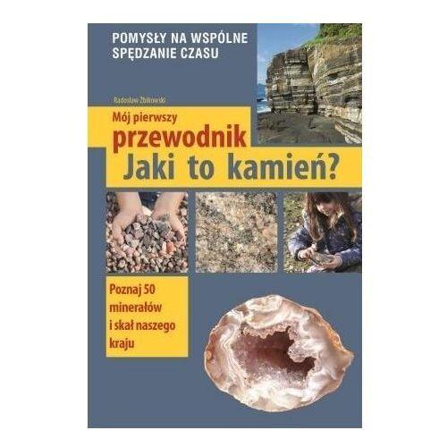 Jaki to kamień? mój pierwszy przewodnik, Radosław Żbikowski