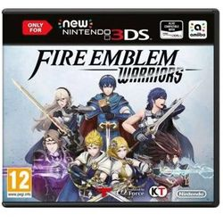 Nintendo 3ds fire emblem warriors gra 3ds nintendo