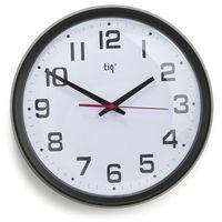 Cichy zegar ścienny o płynnym sekundniku marki Aj