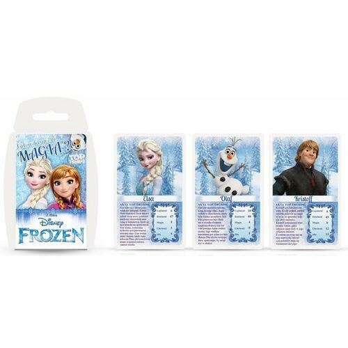 TOP TRUMPS Gra karciana Frozen, AM