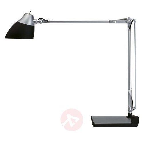 Lampka led na biurko mauleclipse, 7w, czarna (JAKOB MAUL