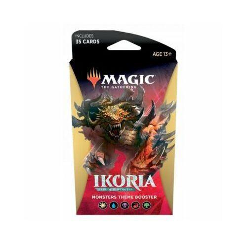 Ikoria LoB Monsters Theme Booster