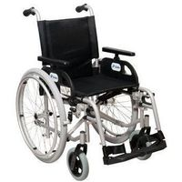 Wózek inwalidzki ręczny, standardowy marlin. marki Mobilex