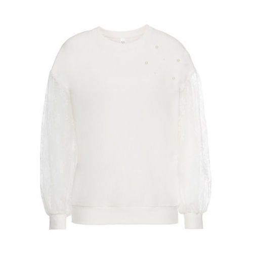 Bluza bonprix jasnoróżowy z nadrukiem, w 2 rozmiarach