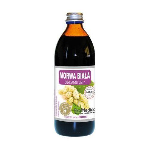 Eka Medica Morwa Biała sok z morwy białej 500ml