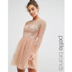Suknie i sukienki Chi Chi London Petite ASOS