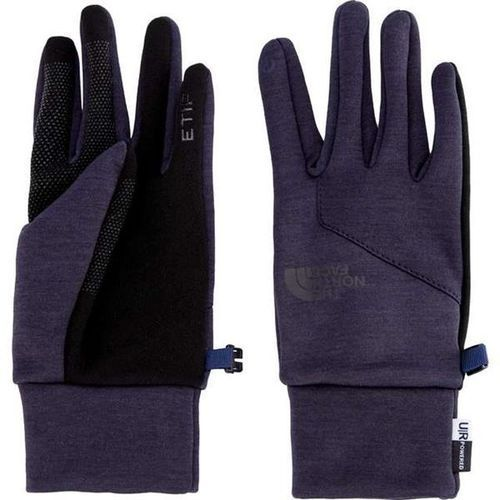 The north face women's etip glove urban navy heather - rękawiczki damskie