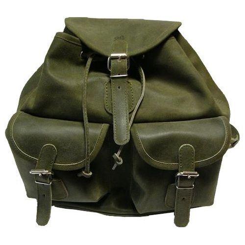 Plecak zielony P2D-4