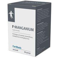 Proszek F-Manganium Formeds, Mangan w Proszku