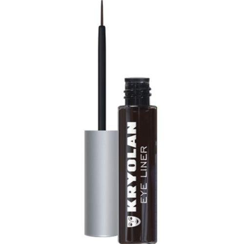 Kryolan eye liner (black brown) eye liner w płynie - black brown (5320)