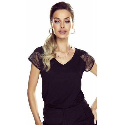 Eldar Adalia bluzka damska romantica top czarna