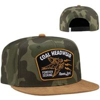czapka z daszkiem COAL - The Seeker Camo (03) rozmiar: OS