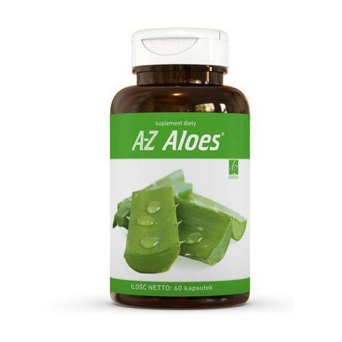 Kapsułki A-Z Aloes extract standaryzowany 75mg 60 kaps.