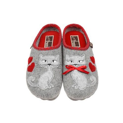 2c98041a ... Kapcie Pantofle domowe Ciapy MANITU 320515-91 Popielate - Szary || Popielaty | ...