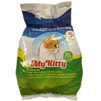 Mykitty zeolitowy żwirek zbrylający dla kotów 5l marki Certech