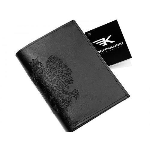 fd9e3416a6cd0 Kochmanski skórzany portfel męski hq 1282 marki Kochmanski studio kreacji®  - galeria