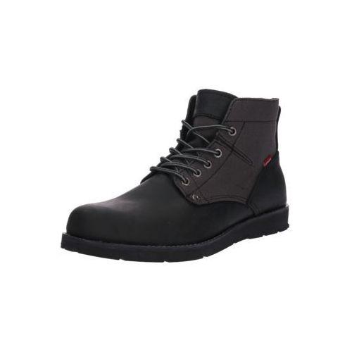 Męskie buty levi's 225129 884 jax czarne marki Levis