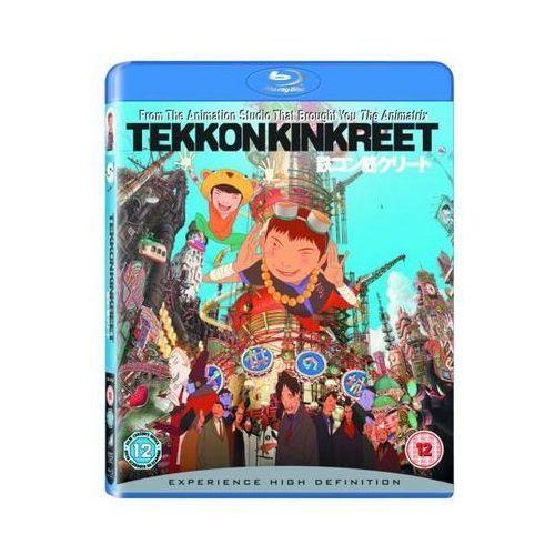 Imperial cinepix Tekkonkinkreet ( blu ray) - michael arias darmowa dostawa kiosk ruchu