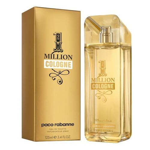 Paco Rabanne 1 Million Cologne Men 125ml EdT