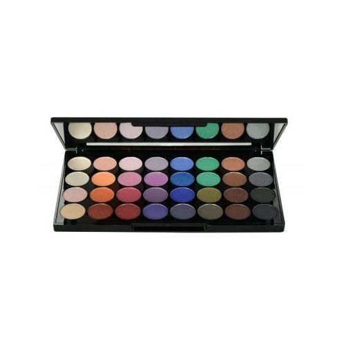 Makeup Revolution London Ultra Eyeshadows Palette Mermaids Forever cienie do oczu 30 g dla kobiet