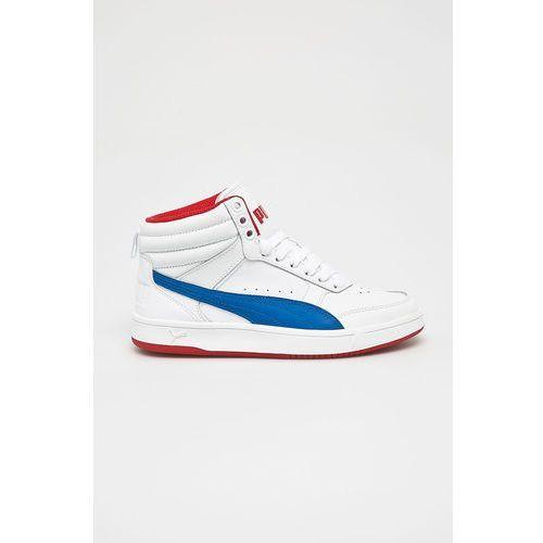 - buty dziecięce dziecięce rebound street v2 marki Puma