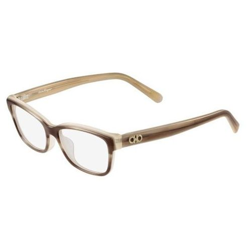 Okulary korekcyjne sf 2789 260 Salvatore ferragamo