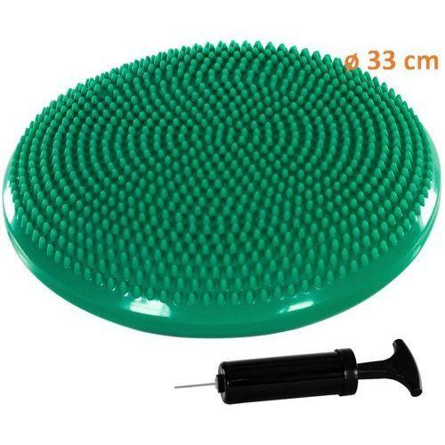 Poduszka do ćwiczeń równoważnych MOVIT Ø 33 cm turkusowa