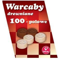 PROMATEK Gra Warcaby 100 -polowe + PREZENT do zakupów za min.30 zł.