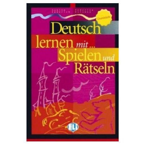 Deutsch Lernen mit... Spielen und Rätseln. Grundstufe (9788881488230)