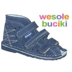 Sandałki dla dzieci  DANIEL wesolebuciki