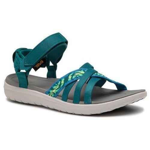 Sandały TEVA Sanborn Sandal 1015161 Blue