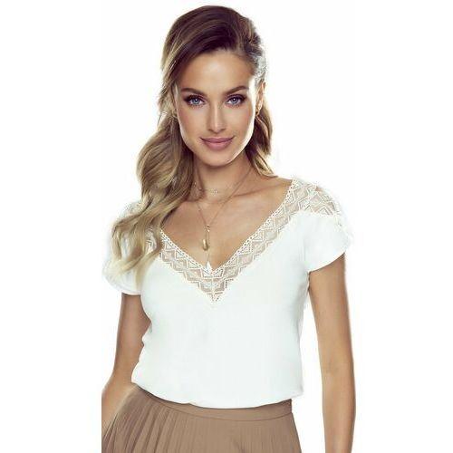 Eldar Estella bluzka damska romantica top ecru